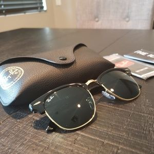 Ray-Ban Clubmaster Classic Black 51mm